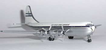 Boeing 377 Stratocruiser West African Airways Corporation Aeroclassics Model Scale 1:400 ACGANUB E
